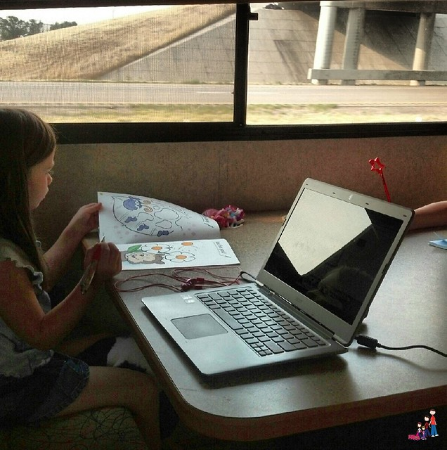 RV bonus: Working on the road