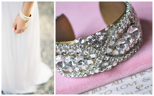 {Modern + Vintage Glam} Bridal Style by Nina Renee Designs