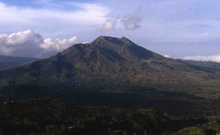 Gunung Batur, Bali, Indonesia, 1980