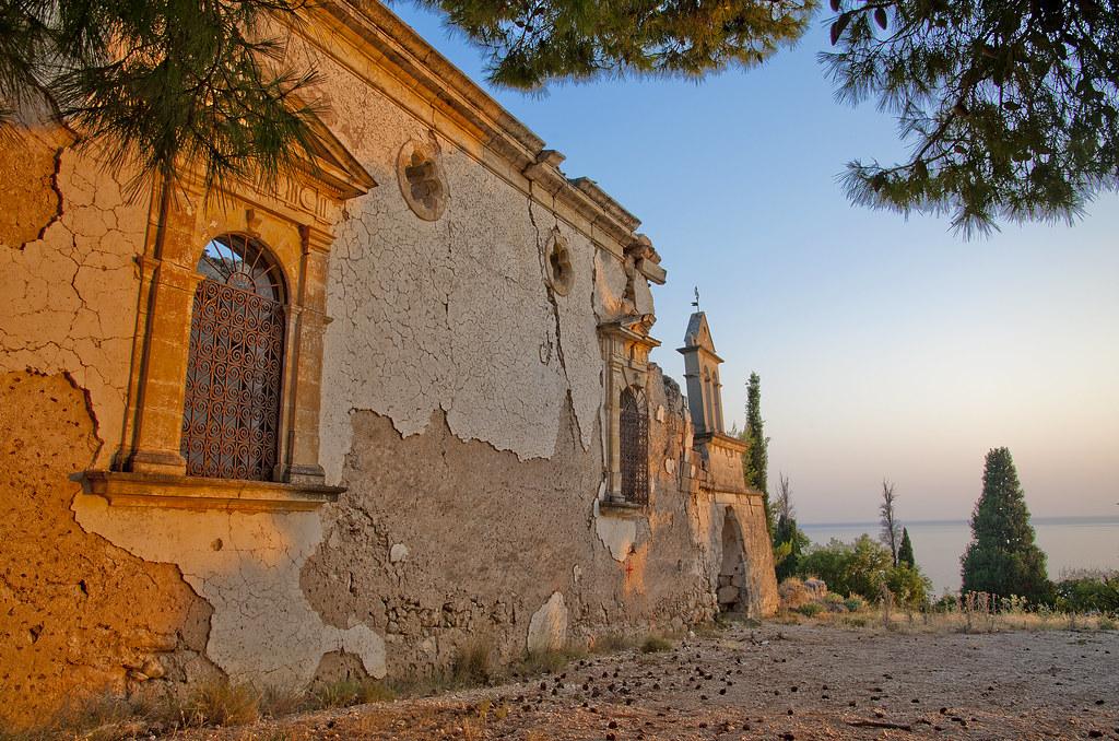 Η Φωτογραφία της Ημέρας: Μονή Σισσίων