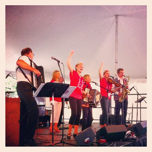 Polka! #Lowell #LowellFolkFestival