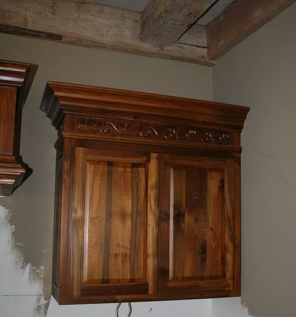 RECLAIMED TEAK KITCHEN CABINETS Flickr Photo Sharing