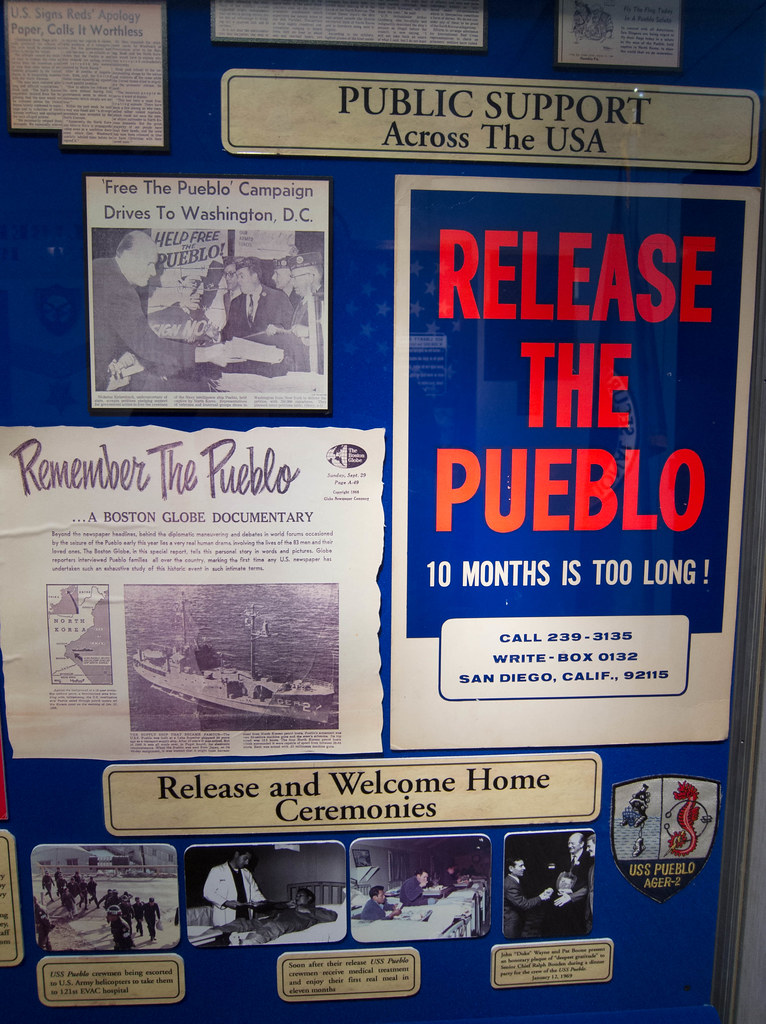 Release the Pueblo