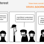 Social Media Comic: Do You Know How To Speak Pinterest?
