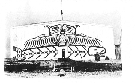 Kwakwaka'waka (Kwakiutl) house