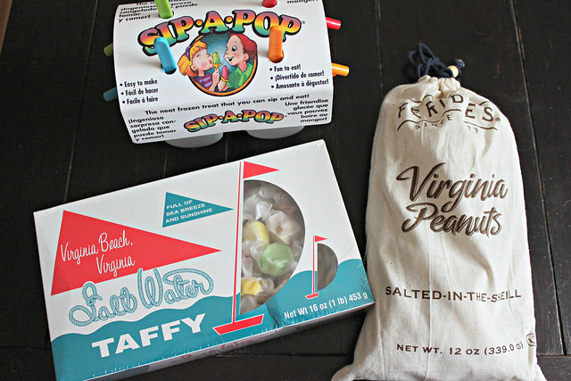 Food Pen Pal Package for July