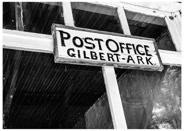 Post Office Gilbert Ark