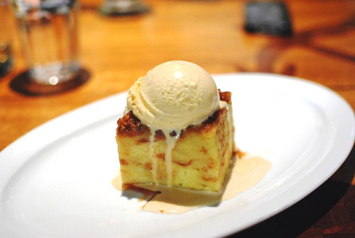CARAMEL BREAD PUDDING alaea sea salt