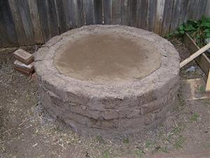 7702114402 0b634d3397 o How to Build Your Own Outdoor Mud Oven
