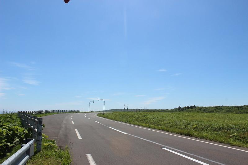北太平洋シーサイドラインからの景色 その3