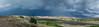 Watson Lake Storm Pano