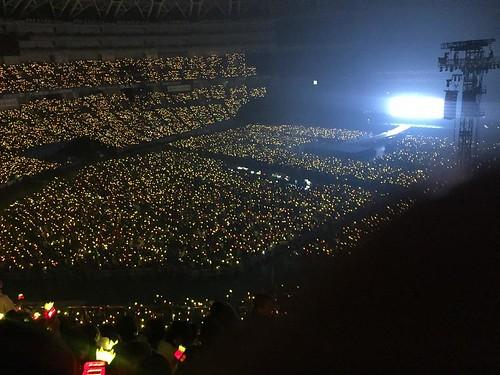 BIGBANG Kyocera Dome Osaka Day 1 2015-11-20 bbandycyh IG