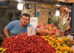 Lychees and Mango