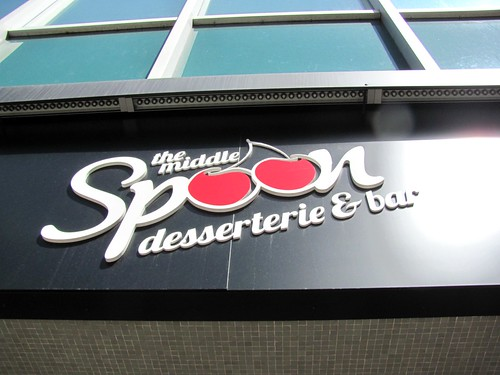 The Middle Spoon Desserterie & Bar Halifax, Nova Scotia
