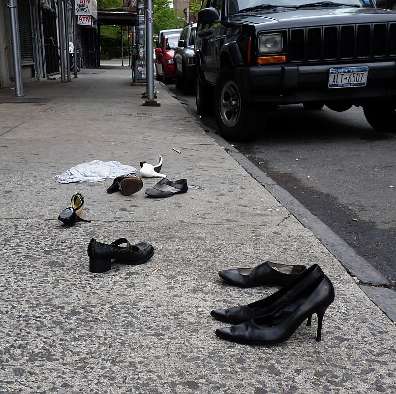 The Rapture on Avenue B