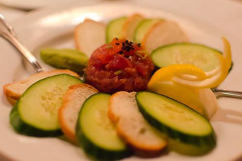 Spicy Tuna Tartare Recipe Spicy Tuna Tartare