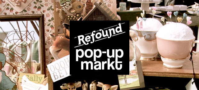 REFOUND design and vintage market