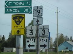 King's Highway 19 - Ontario