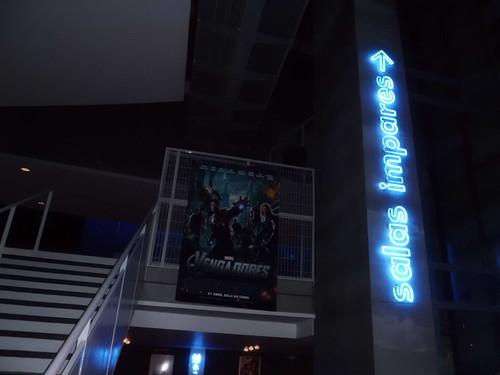 Noche de cine by maiselvap