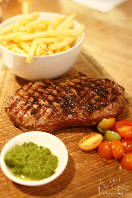 Scotch Fillet, The Duck Inn