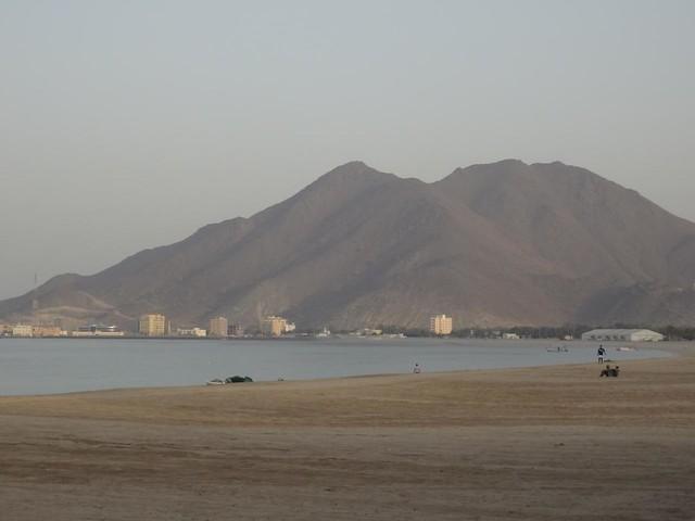Fotografias de Khor Fakkan, Emirados Arabes Unidos