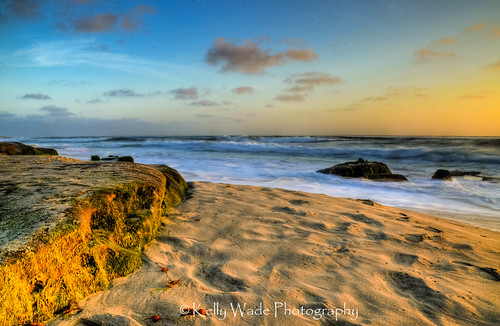 Painted Windansea by nikonkell Kelly Wade Photography