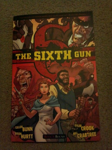 The Sixth Gun vol 3