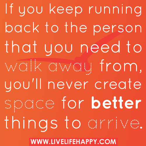 Quotes About Running Away From Life: Live Life Happy Quotes