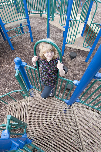 In the playground by The Shutterbug Eye™