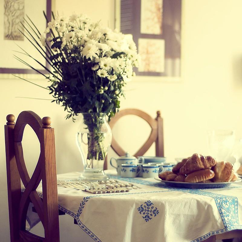 El desayuno de las 12