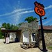 Restored Phillips 66 Service Station - Route 66