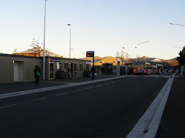 基督城Metro Central Station