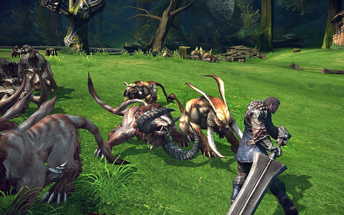 Tera Goes Free-To-Play Next Month