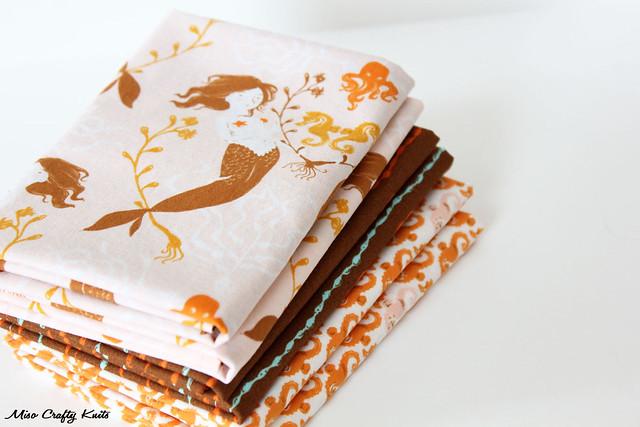 Mendocino Handkerchiefs - Folded 2