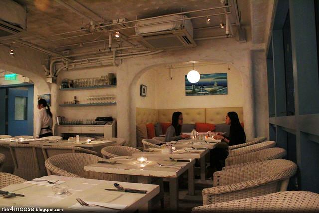 ECF Cafe - Interior