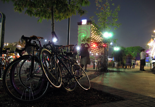 Luminaria 2012: Bikes and More Bikes