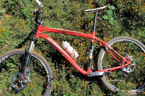 Trilha de Mountain Bike - Pedra da Lua - Andradas -46