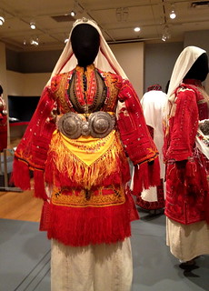 Miyak Wedding Dress, c1900