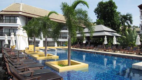 Koh Samui Kandaburi Resort hillside pool サムイ島カンダブリリゾート (4)