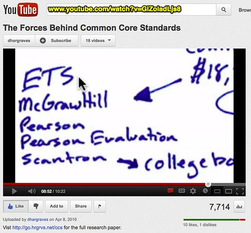 The Forces Behind Common Core Standards - YouTube