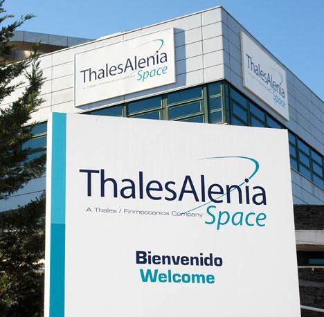 Sede de Thales Alenia