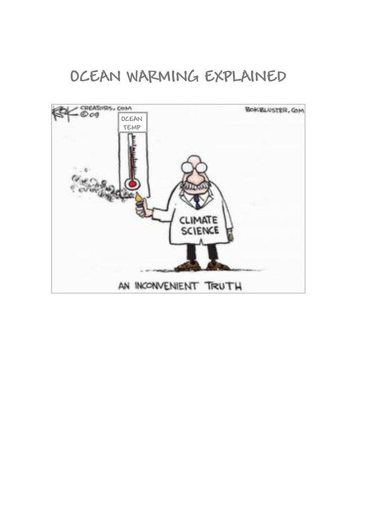 Causes(?) of ocean warming | Climate Etc