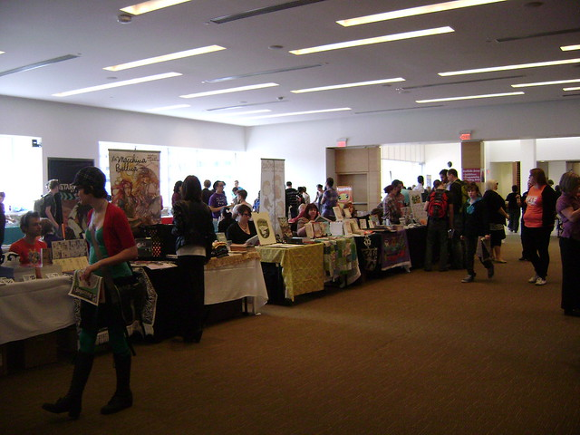 TCAF 2012 - Early TCAF 2nd floor