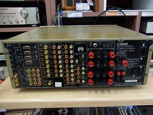 YAMAHA DSP-AX4600