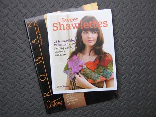 Sweet Shawlettes by Jean Moss