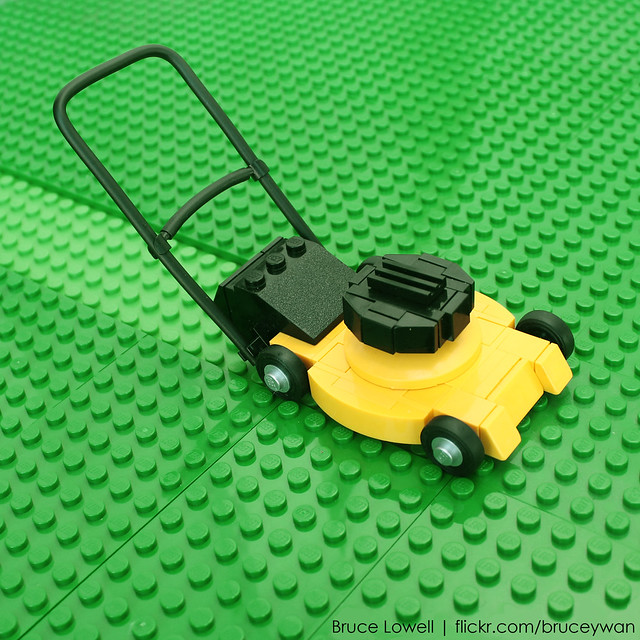 LEGO Lawnmower