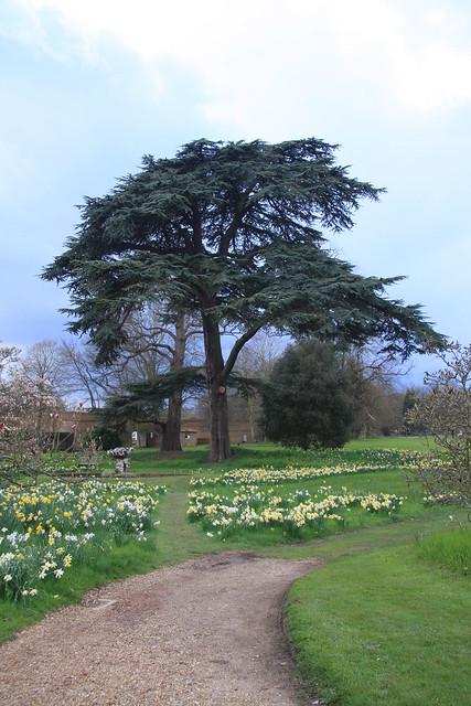 Blickling Hall Garden