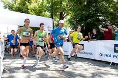 RunTour odstartovala v Plzni, nabídla běh jako happening