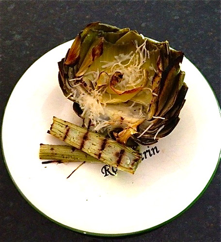 Grilled Artichokes ala Jules by annbumbly