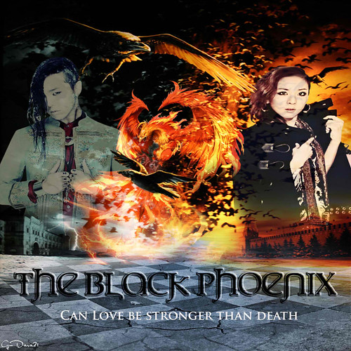 (10-59) The Black Phoenix by G-Dara21